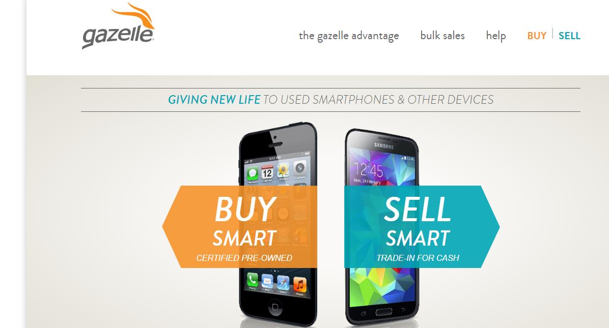 Glyde vs Gazelle vs BuyBackWorld vs uSell: Electronics
